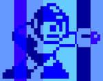Mega Man Pop Art