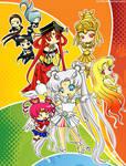 Sailor Stars Cast