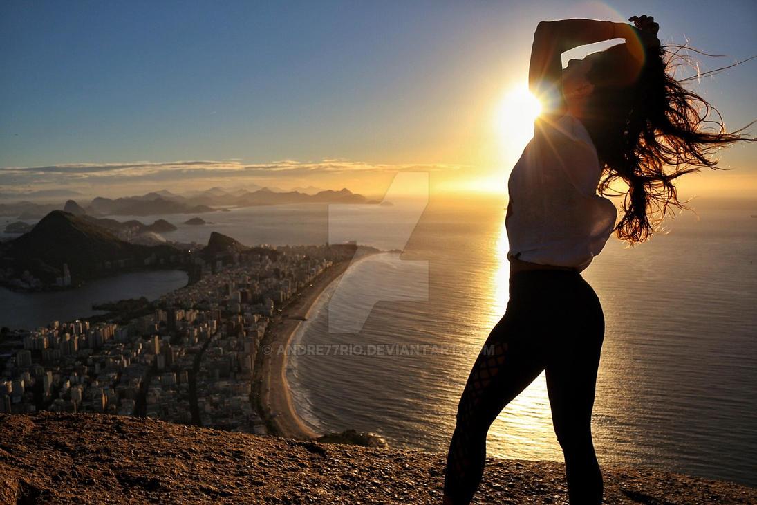 Morro Dois Irmaos - Vidigal - Rio de Janeiro by andre77rio