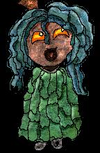 Seaweed Deku by gtaiiilc