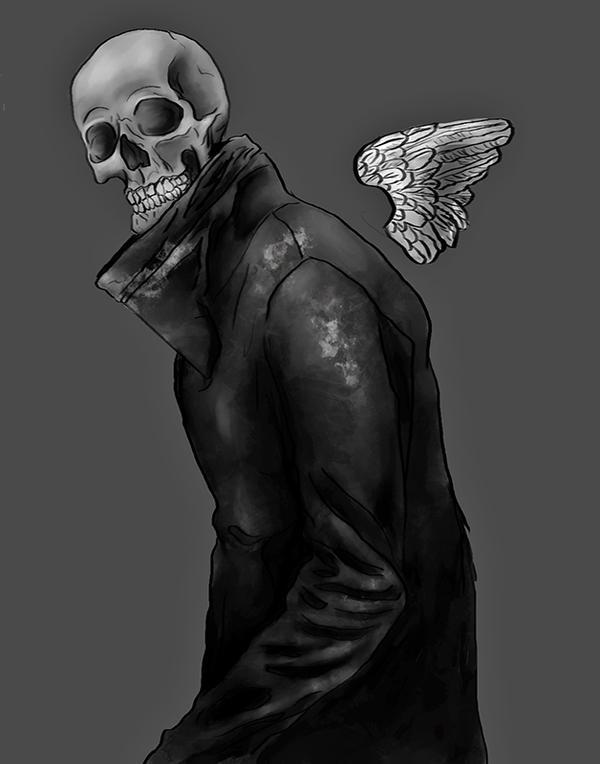 My guardian angel by despairlegion