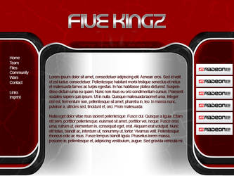 Five Kingz by Same-One
