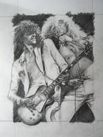 Led Zeppelin by JackRackam