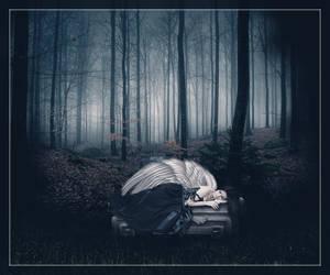 Sleep well, my angel by SweetGirl7808