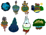 Custom KH Worlds II