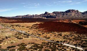 Teide Mountain Range
