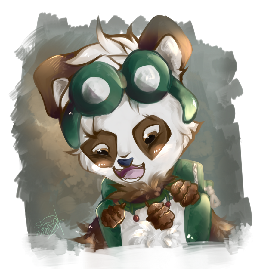 Animal Jam Panda by SLASHvANillaBerrIes on DeviantArt
