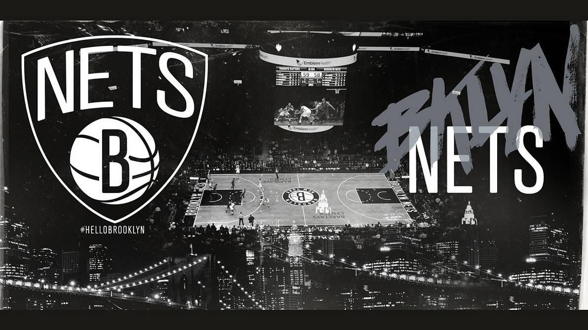 Brooklyn Nets Wallpaper By Yankesoffy On Deviantart