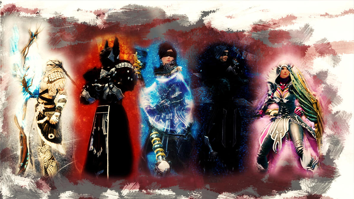guild wars 2 wallpaper by kivallex on deviantart