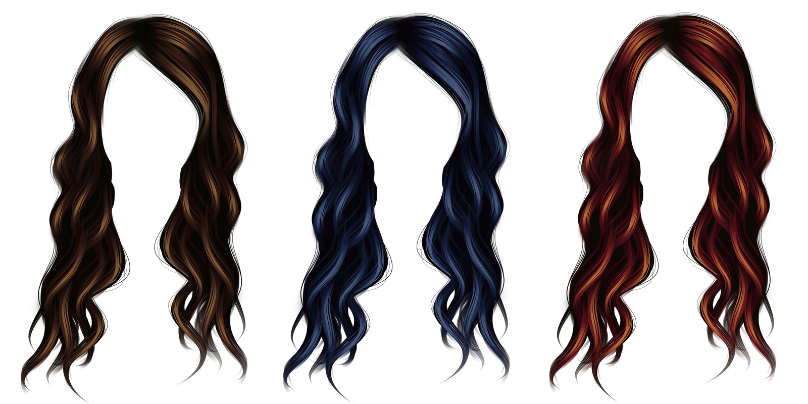 Hair Png By Theguillotine3 On Deviantart