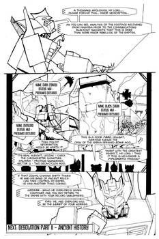 Desolation #1 - Page 11