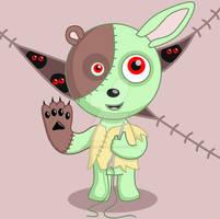 bunny monster