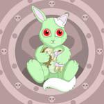 Bunny-cat