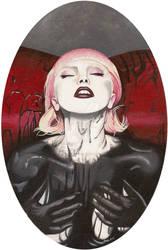 Lady Gaga bathing