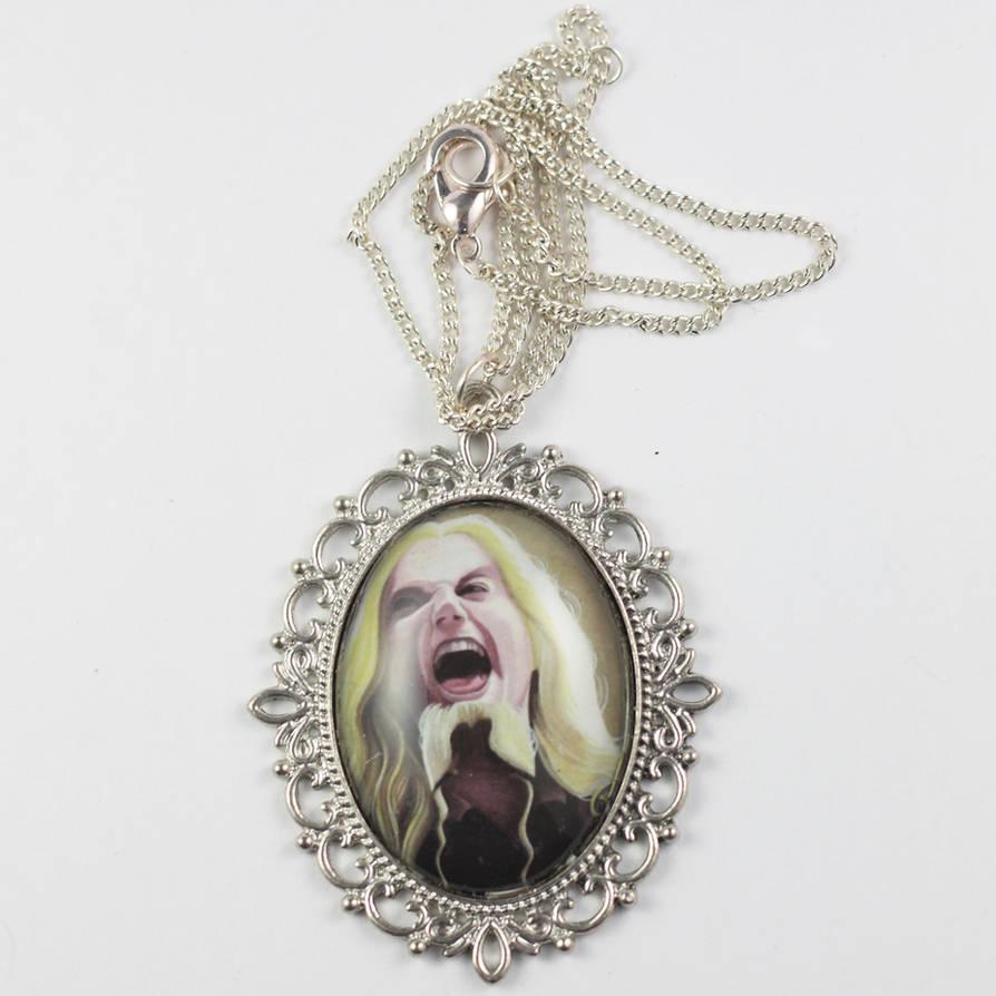 Marco Hietala/Nightwish necklace by HellbeeretH