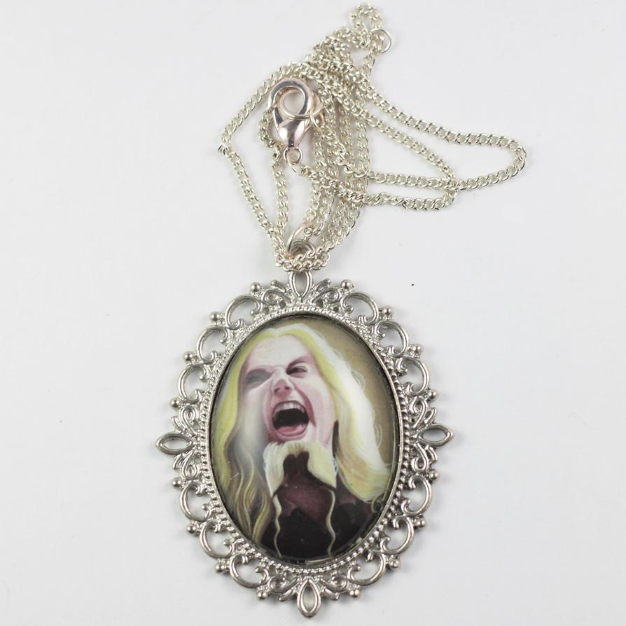 Marco Hietala/Nightwish necklace by HellbeeretH on DeviantArt