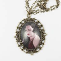 Anette Olzon necklace