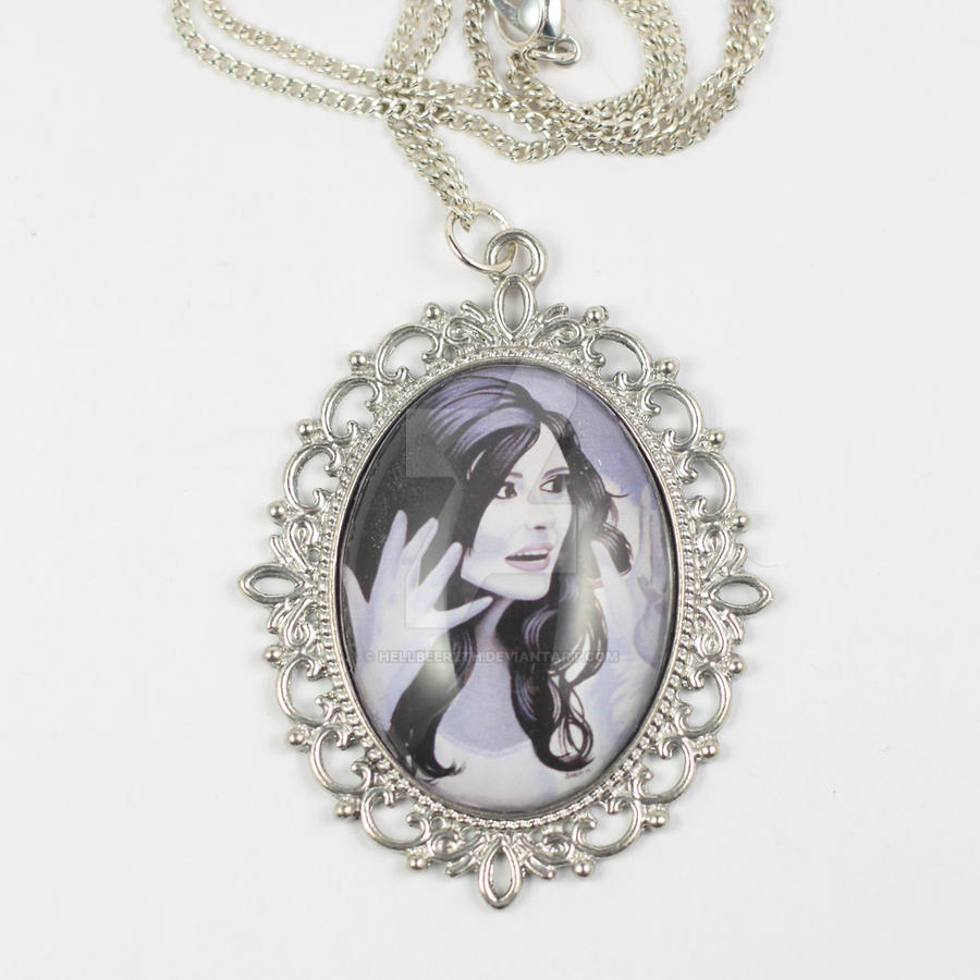 Sharon Den Adel Within Temptation Necklace by HellbeeretH