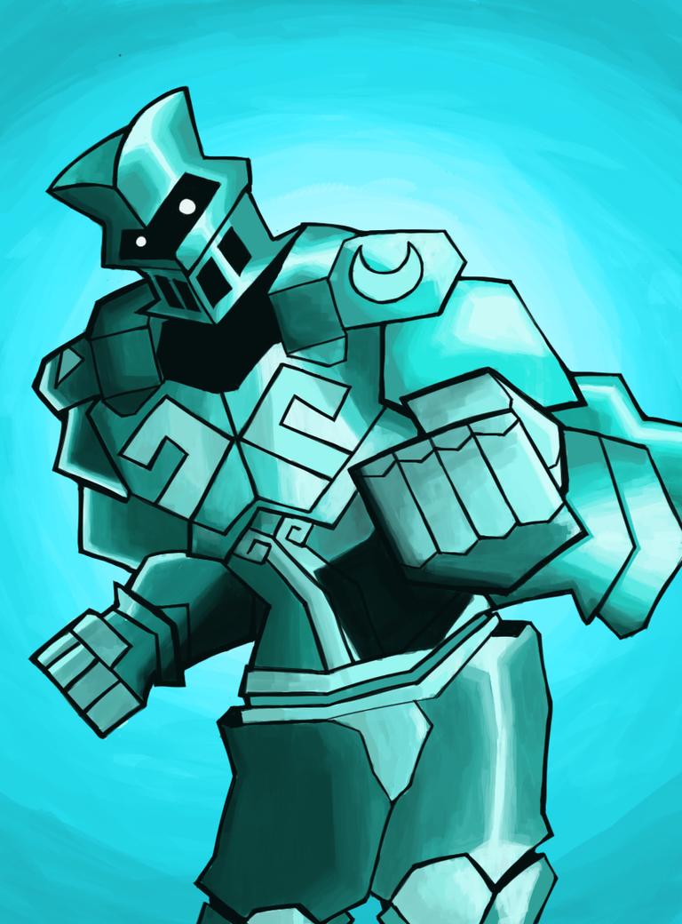 Cobalt - DnD character by VanSame