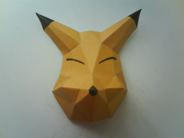 Keaton Mask By Killero94