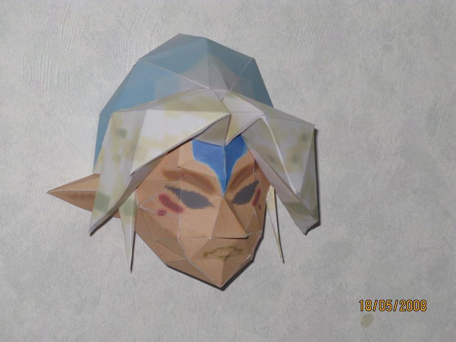 Fierce Deitys Mask By Killero94