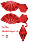 The Sims Red Plumbob