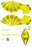 The Sims Yellow Plumbob by killero94