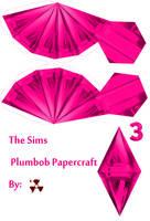 The Sims Pink Plumbob by killero94