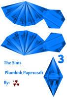 The Sims Blue Plumbob by killero94