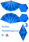 The Sims Blue Plumbob