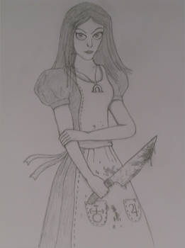 Alice From Madness Returns