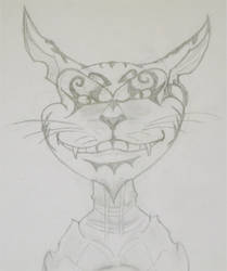 Cheshire Cat From Alice MR