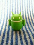Android Mascot Sculpture