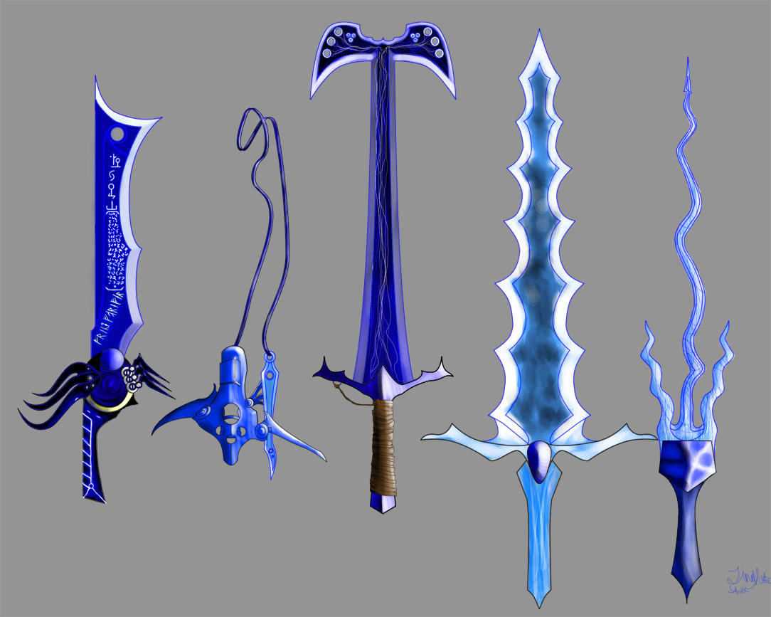 Sword ice by Mr-KaMiKaZe on DeviantArt