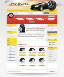 Eshop pneu by stefo