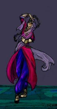 Dancer in Color