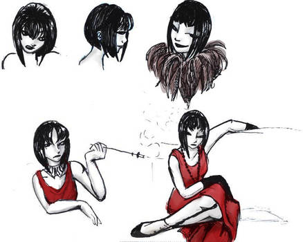 Character Sheet- Jeena