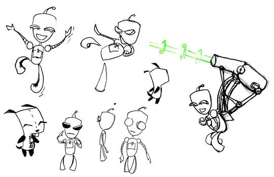 Gir Doodle Page