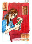 ATC - Alice and the Bad habit