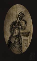 Portrait - The Widow