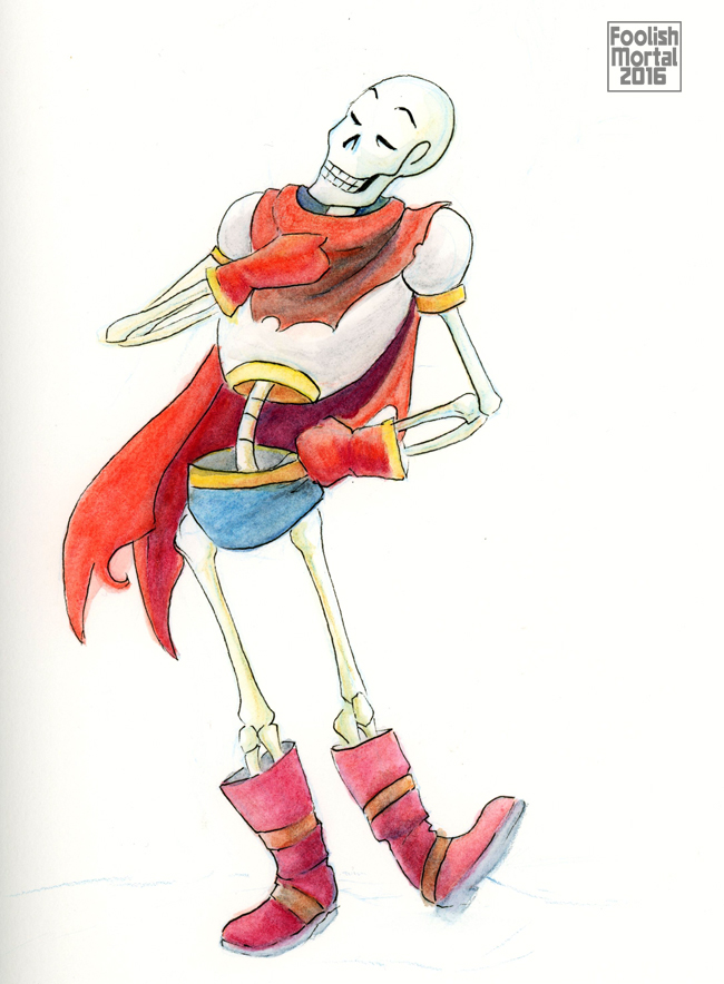 Papyrus by lissa-quon