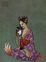 Kitsune Redraw