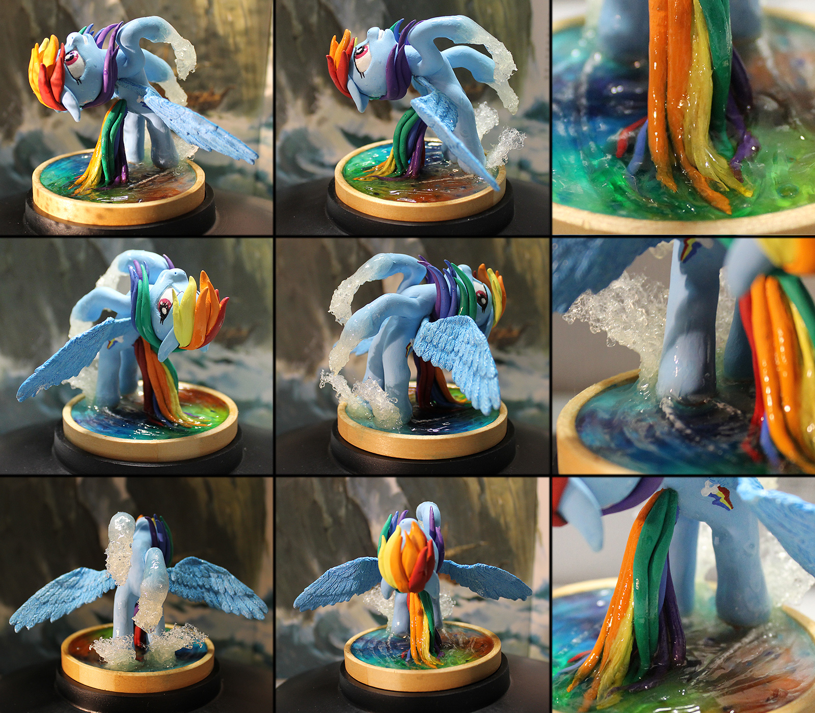 Rainbow  Dash by AlisteRosenheim