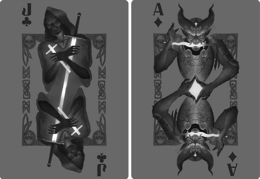 Playing card concepts