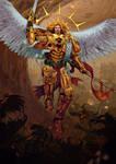 Sanguinius the Great Angel