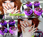 Evertime we touch_PSD