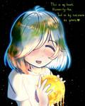 Earth chan`s heart