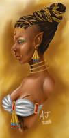 Princess Kemaksut Nefertera
