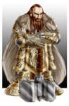 Dwarven Clan Chieftain