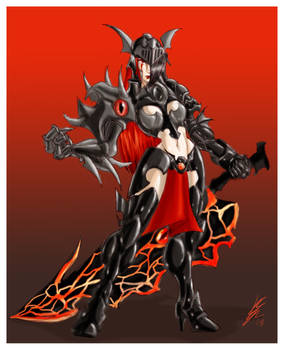 Vampiric Knight